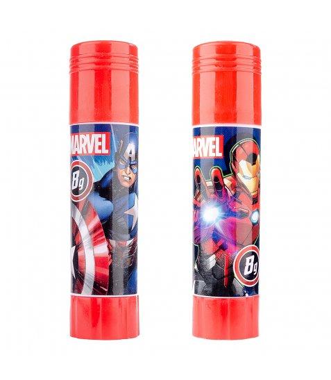 """Клей-олівець YES, 8г, PVA """"Marvel.Avengers"""""""