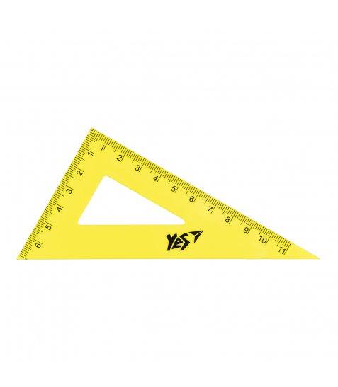 Трикутник YES прямокутний флюор. 11 см