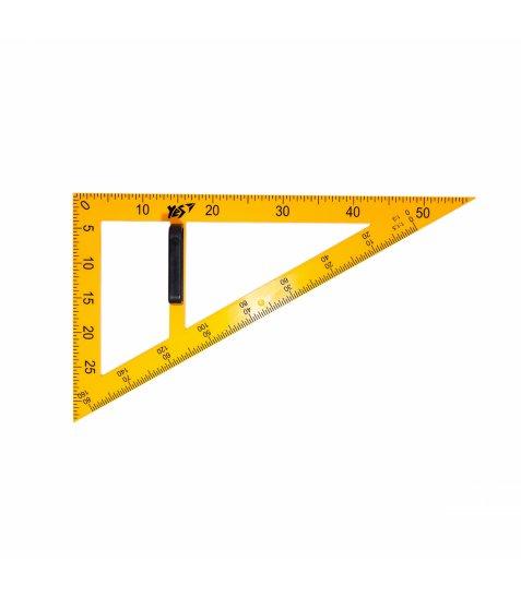 Трикутник YES для дошки прямокутний
