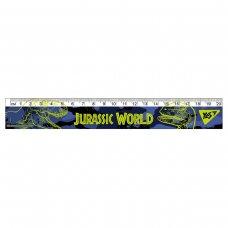 """Лінійка YES 20см """"Jurassic World"""""""