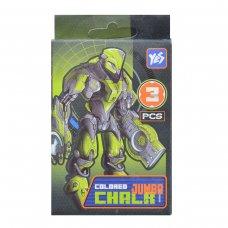 "Jumbo chalk, 3 pcs. ""Cyber-dron"""