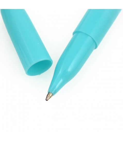 """Ручка шар. YES з рідиною і глітером """"Blue Miracle"""""""