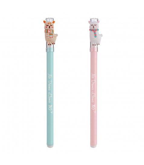 Ручка масляна YES «Lama pen» 0,7 мм, синя
