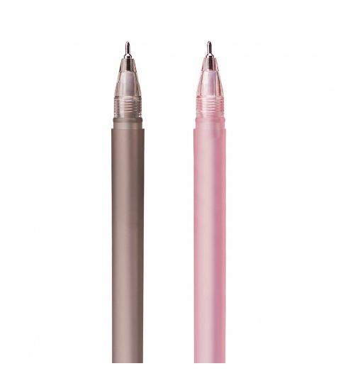 Ручка YES кульково-масляна «Crystal Heart», 0,8мм, синя