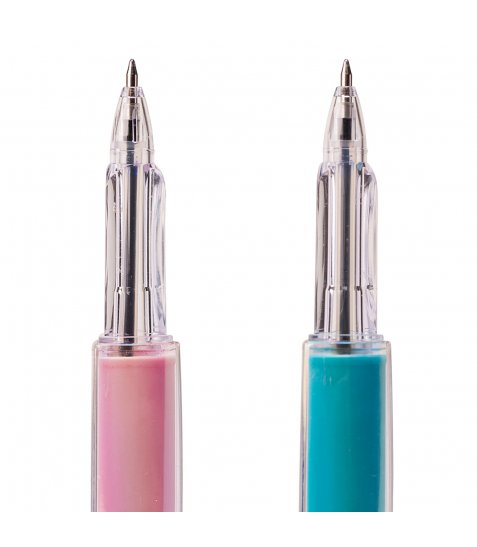 Ручка YES кульково-масляна «Lipstick Pen», 0,8мм, синя