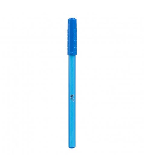 "Ручка YES кулькова масляна ""Triangular"", 0,7 мм, синя"