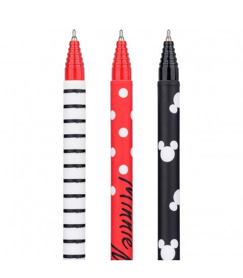 """Ручка масляна YES """"Minnie Mouse"""", 0,7 мм, синяя - фото 5 з 5"""