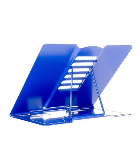"""Підставка для книг YES """"Minnions"""" металева з 3D наклейкою"""