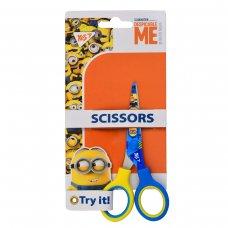 """Ножиці YES 13см, з принтом на лезі """"Minion"""""""