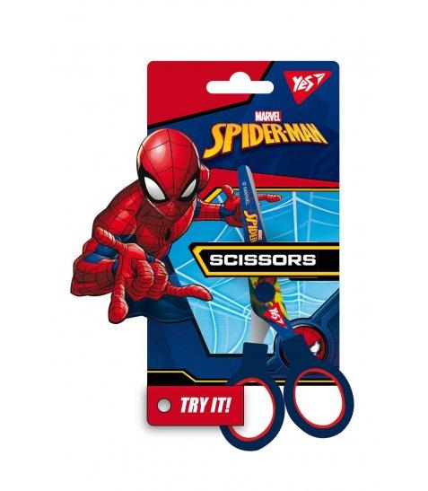 """Ножиці YES 13 см, з принтом на лезі  """"Marvel.Spiderman"""""""