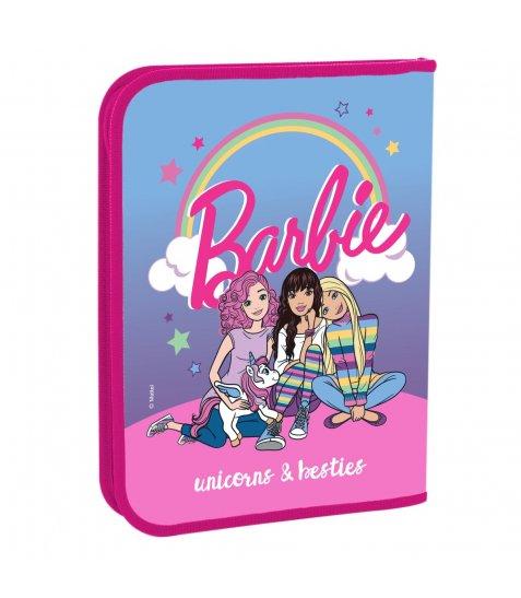 "Папка для зошитів YES пласт. на блискавці В5 ""Barbie"" - фото 2 з 2"