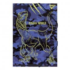 """Папка для труда YES картонная A4 """"JURASSIC WORLD"""""""