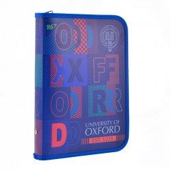 """Папка для зошитів пласт. на блискавки В5 """"Oxford"""""""