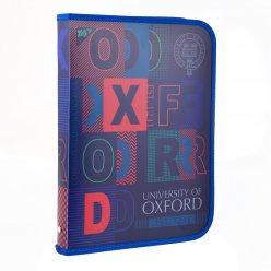 """Папка для праці пласт. на блискавці FC """"Oxford"""""""