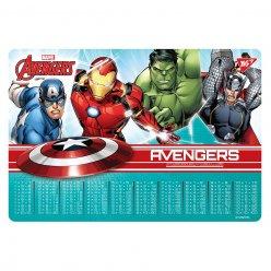 """Підкладка для столу YES """"Marvel.Avengers"""" табл.множ."""