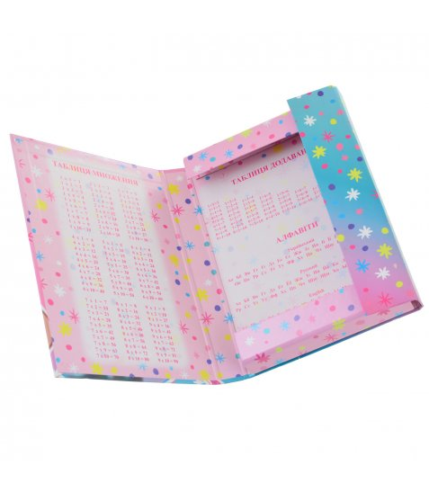 "Папка для зошитів картонна В5 ""Barbie"" YES"