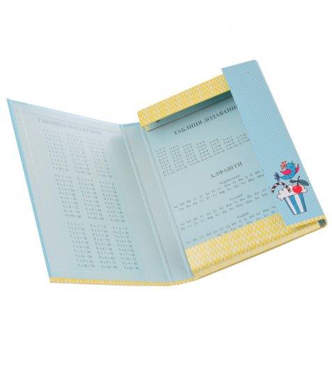 """Папка для зошитів картонна В5 """"Rachel Baloon"""" - фото 3 з 3"""