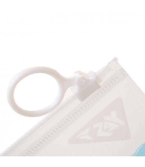 """Папка-конверт YES на блискавцi А4, """"Bubble"""""""