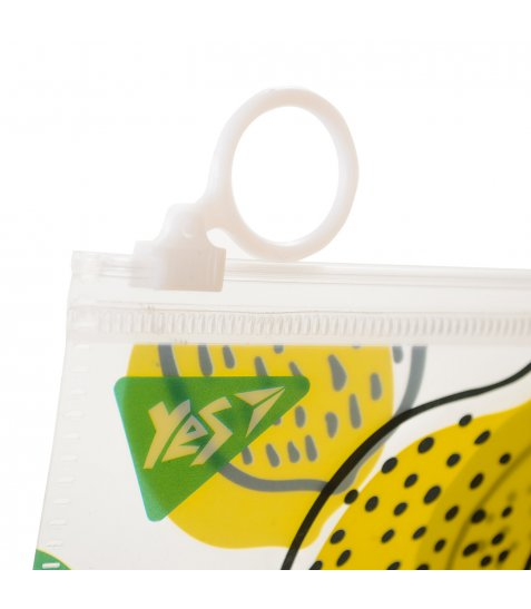 """Папка-конверт YES на блискавцi B5 """"Citrus"""" - фото 2 з 2"""