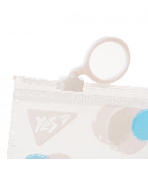 """Папка-конверт YES на блискавцi B5 """"Bubble"""""""