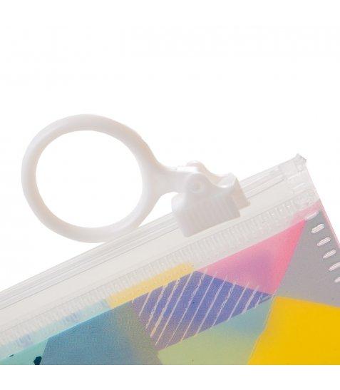 """Папка-конверт YES на блискавцi Check/Travel """"Delta"""" - фото 2 з 2"""