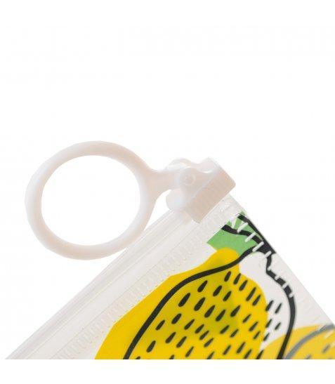 "Папка-конверт YES на блискавцi Check/Travel, ""Citrus"""