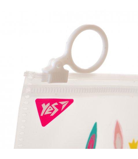 "Папка-конверт YES на блискавцi B7 ""Princess party"""