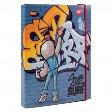 "Папка для зошитів YES картонна В5 ""SubSurf"""
