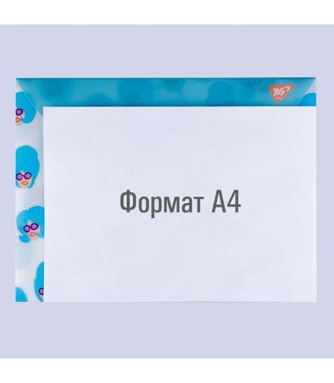 "Папка-конверт YES на кнопці А4 ""Fancy"""