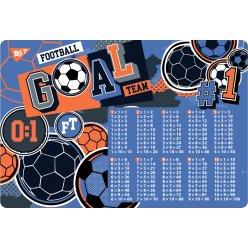 """Підкладка для столу YES дитяча """"Football"""", множ."""
