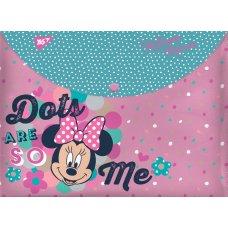 "Папка-конверт YES на кнопці А4 ""Minnie Mouse"""