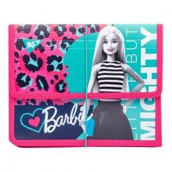 """Папка для зошитів YES пласт. на резинці  В5 """"Barbie"""""""