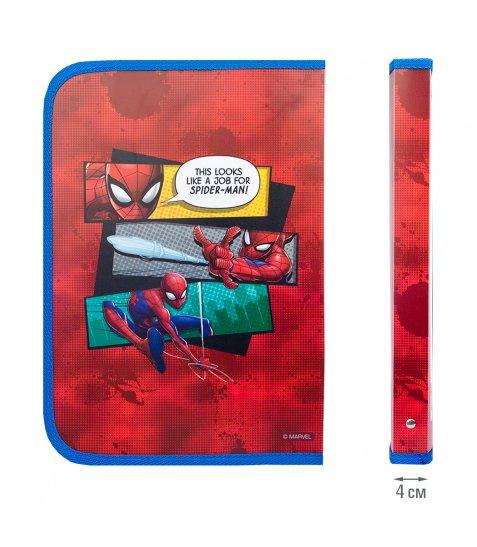 """Папка для праці YES пласт. на блискавці FC """"Marvel.Spiderman"""""""