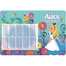 """Підкладка для столу YES дитяча """"Alice"""", множ."""