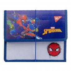 "Папка для зошитів YES пласт. на резинці  В5 ""Marvel"""
