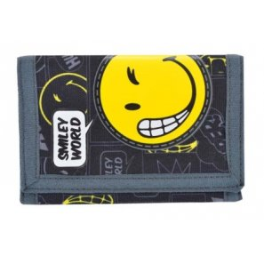 Гаманець YES Smiley world, 25*12.5