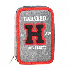 "Пенал твердий YES подвійний HP-01 ""Harvard"""