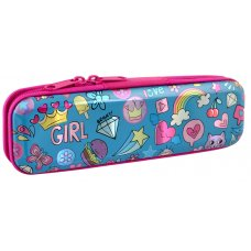 """Metal pencil case MP-01 """"Fun Mood"""""""