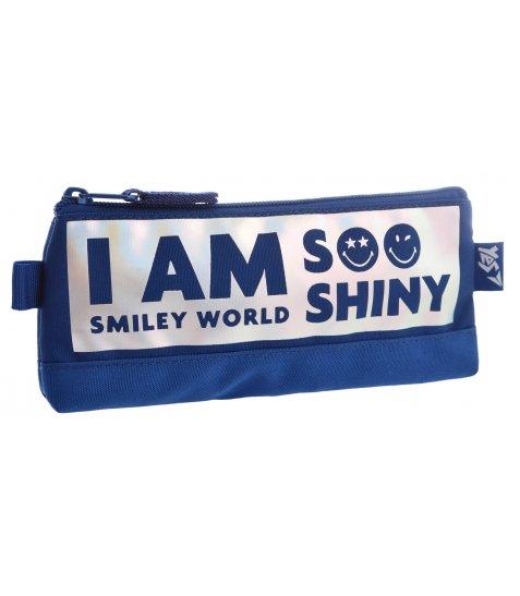 """Пенал м'ягкий  YES  TP-02 """"Smiley world"""""""