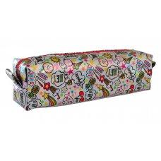 "Soft pencil case TP-04 ""Rachell Pattern"""