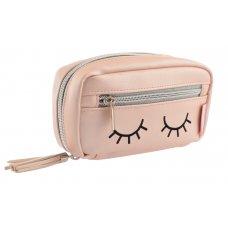 """Make up bag YW-35 """"Sleeping eyes"""""""