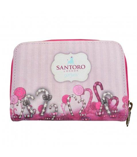 Гаманець W-02 '' Santoro Little Candy''