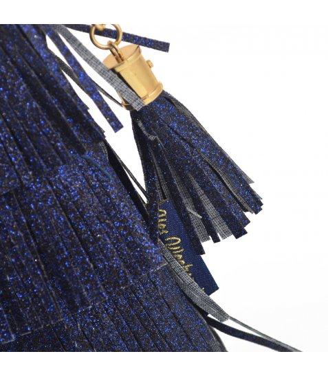 Пенал-косметичка YES  «Charm», синій