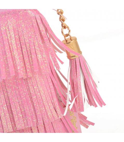 Пенал-косметичка YES  «Charm», рожева