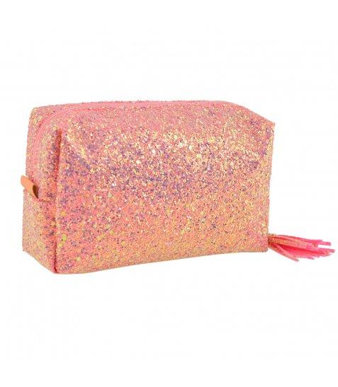 Пенал-косметичка YES  «Supra», рожева