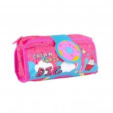 "Пенал м`який YES TR-55  ""Dream crazy"""