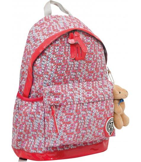 """Рюкзак для підлітків YES  Х166 """"Oxford"""" червоний, 47*31*18.5см"""