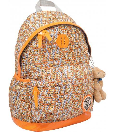 """Рюкзак для підлітків YES  Х166 """"Oxford"""" помаранчовий, 47*31*18.5см"""