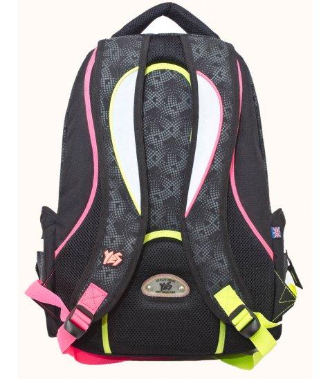 """Рюкзак для підлітків YES  Т-24 """"Neono"""", 42*32*23см"""