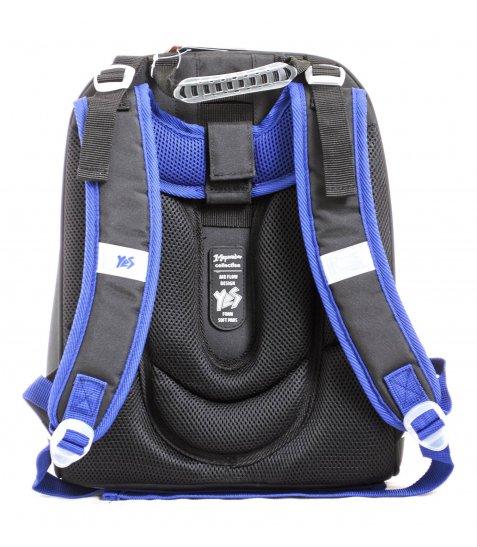 """Рюкзак шкільний каркасний YES  Н-12 """"Move"""", 36*32*17см - фото 5 з 9"""